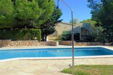 Villa avec 4 chambres à Ametlla de Mar