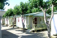 Bungalow avec 2 chambres à 200 m de la plage
