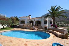 Villa à Denia à 4 km de la plage