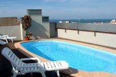 Appartement avec 2 chambres à 250 m de la plage