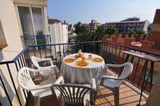 Appartement à Rosas / Roses à 300 m de la plage